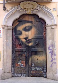 church door very cool