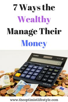 Taking control of your wealth and personal finances is not a particular difficult task. Indeed, we all dream of becoming financially independent however, reaching this goal takes a lot of time, patience, disciple and focus. This article shows you how to manage your wealth and finances like those of the wealthy and financially independent. #wealth #personalfinance #saving #debtfree #investing