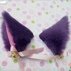 Novelty & Special Use 1pair Color Anime Cat Ears Hair Clips Cosplay Character Dress Up Novelty Dress Party Dance Sweet Fox Ear Hair Clip Moderate Price