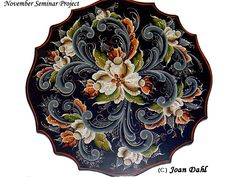 Class Project. Enjoy Florida's wonderful climate while attending Joan Dahl's two yearly Florida Rosemaling Seminars, one in the Spring and one in the late Fall when it's cold in most other places. Learn Norwegian Authentic and Traditional Rosemaling from a published Author that for 17 years taught Rosemaling in Norway including at their University. The cost for 3 days including paint is only $157. Click on www.rosemal.com and select on the left under CATEGORIES 'Florida Seminars'. See you…