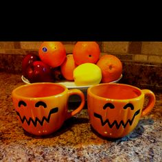 My cute halloween mugs