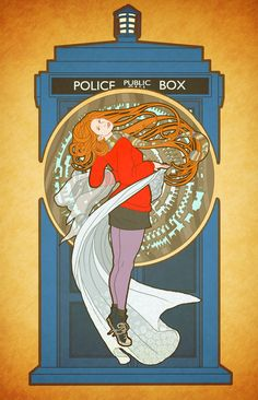 A must have for any Doctor Who fans. Nobody better than Amy Pond.