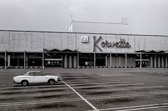 Korvettes in West Orange NJ. Spent many youthful hours there haunting their record and audio departments, circa 1964 - Orange Nj, West Orange, North Chicago, West Chicago, Chicago Area, Rolling Meadows, Chicago Shopping, School Shopping, Shopping Mall
