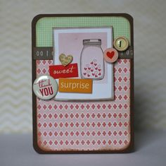 paper: pretty paper. true stories. {and scrapbooking classes with cupcakes.}: Three Sketches for Handmade Cards