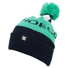 DC Shoes bonnet Chester 14 beanie dress blue turquoise navy