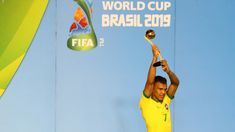 Keep up to date with all the latest news fromFIFA World Cup 2019 List Of Awards, Best Player, Fifa World Cup, Goalkeeper, Award Winner, News, Goaltender, Fo Porter