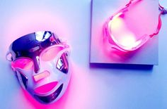 The best at-home LED masks to brighten your skin and scare your Instagram followers Light Therapy Mask, Red Light Therapy, Led Light Mask, Non Toxic Makeup, Acne Mask, Face Skin Care, Types Of Lighting, Clean Face, Estheticians