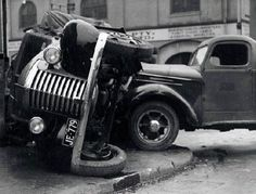 Vintage Car Wrecks