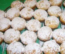 Rezept Stollen Muffin in Mini von Küchenzwergi - Rezept der Kategorie Backen süß