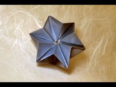 Origami Modular Star Instructions: www.Origami-Fun.com