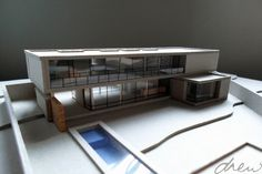 gallery of drew' residential projects Contemporary Architecture, Architecture Art, Modern Contemporary, Box Houses, Architects, Models, Houses, Templates, Building Homes