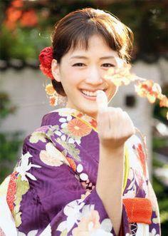 Haruka Ayase (Japnaese actress)