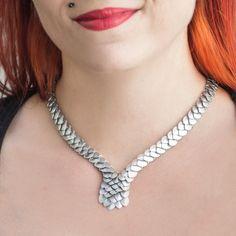 Pholidota-náhrdelník