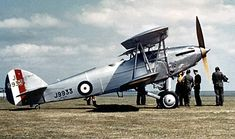 Hawker Hart - Light Fighter, small number built by Glosters under contract