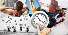 Kurz und knackig: Mit diesen 9 Übungen wirst du in 7 ½ Minuten topfit. So geht's – auf ELLE.de!