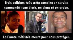#JeSuisAhmed #JeSuisFranck #JeSuisClarissa