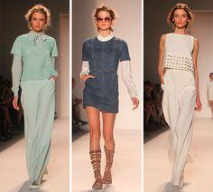 Rachel Zoe Spring/Summer 2014 RTW – New York Fashion Week  #NYFW #MBFW #fashionweek