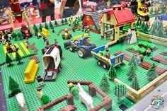 lego christmas - Christmas Tree Farm