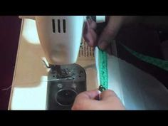 ✂ Como hacer Cortinas faciles y rapidas - YouTube