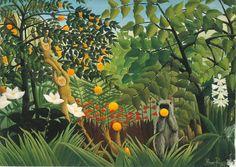 Henri Rousseau - M̲elt