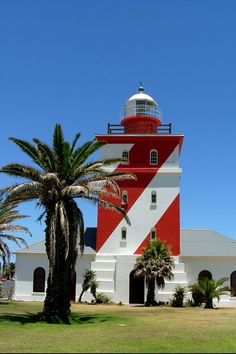 Green Point Lighthouse, Cape Town- from KimHawksworth