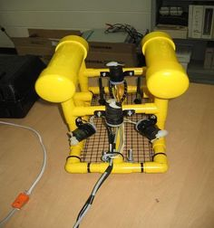 homemade underwater rov - Google Search Robotic Automation, Rc Drone, Drones, Electronics Projects