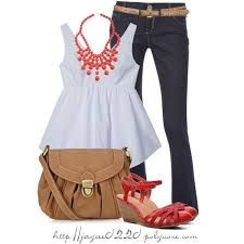 polyvore peplum outfits - Buscar con Google
