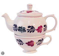 Boerenbont Tea For One