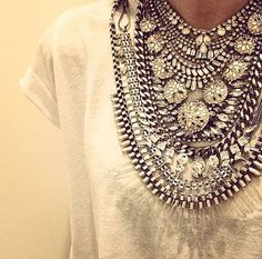 #huge #necklace