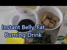 Instant Belly-Fat Burner  Get Flat Belly in 5 Days Without Diet or Exercise