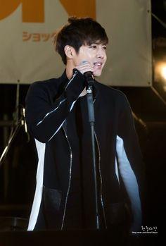 Kim Hyun Joong 김현중 ♡ music ♡ Kpop ♡ Kdrama ♡ 2014 ♡ 月27日 キム・ヒョンジュン@『AOMORI SHOCK ON』Fancam Photo|LaLaLa…ひなたのゴンイルな日々