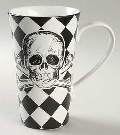 Skull mug - Skullspiration.com - skull designs, art, fashion and more