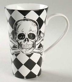 Skull mug - Skullspiration.com - skull designs, art, fashion and more