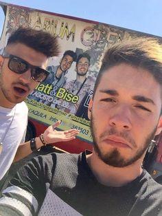 Matt & Bise sono gli tu youtuber migliori.....seguiteli!!