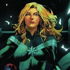 Marvel Girls, Marvel Art, Marvel Comics, Marvel Cinematic Universe, Marvel Universe, Random Things, Random Stuff, Captain Marvel Carol Danvers, Power Girl