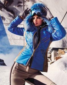 Sportalm 2017 - 2018 - Eyko jacket and Sedrun Ski Pants Ski Fashion a404afa05