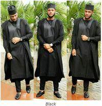 Portent des hommes africains tenue des hommes par AnkaraBowTies