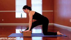 Yoga: Video tutorial - how to do Monkey Pose