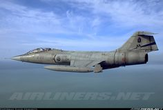 Photos: Lockheed TF-104G Starfighter Aircraft Pictures | Airliners.net