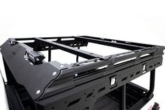 Fab Fours Overland Rack for 2020 Jeep Gladiator JT 4x4 Accessories, Jeep Wrangler Accessories, Jeep Grand Cherokee, Accessoires Jeep, Jeep Jt, Corte Plasma, Overland Truck, Top Tents, Tonneau Cover