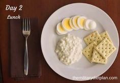 3 Day Military Diet to Lose 10 Pounds in 3 Days
