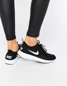 Nike Black & White Juvenate Trainers