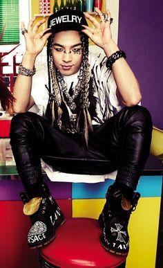 Taeyang, from bigbang