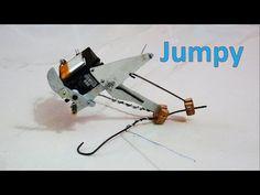 How to make a jumpy robot #robot