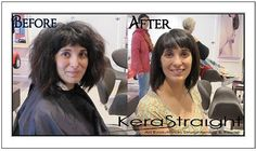 KeraStraight Review    How did you find the finished result?  Great, very smooth, and my hair moved in the wind!    Did it meet/exceed your expectations?  It only took about 15mins to style, which was great. I think it has helped the condition as my hair felt strong, not brittle like with chemical treatment.    How well has the treatment lasted?  About 3 mths    Would you have the treatment again?  Yes- painless and didn't take too long or smell.    Would you recommend this treatment?  Yes