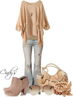 """""""Anomalous Multi-layered Coffee T-shirt"""" by cindycook10 on Polyvore"""