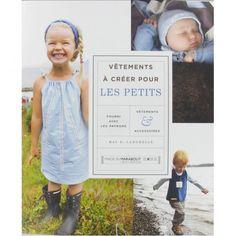 """Livre """"Vêtements à créer pour les petits"""""""