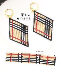 Burberry model _______________________________ Bilgi ve sipariş için Dm ulaşabilirsiniz  #moda #miyuki #küpe #earrings #happy #takı #instagood #takı #accessories #aksesuar #bayan #trend #moda #jewelry #design #handmade #love #instalove #burberry #model #instalike #like4like #gümüş #fashion #beads #art #style #stylish #peyote #perlesmiyuki