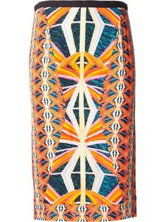 PETER PILOTTO Pencil Skirt
