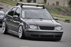 *Miro's make an agressive stance just that much more aggressive! Our all time fave! MK4 Jetta beastin'.